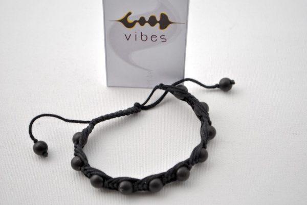 Bracelet Perles tressés (1rang)