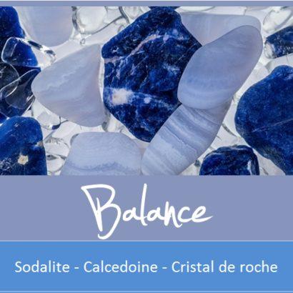 "Bouteille ""Via"" Balance"