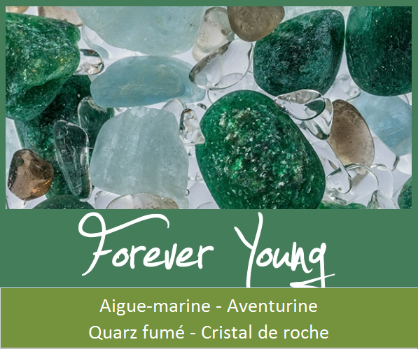"Bouteille ""Via"" Forever Young"