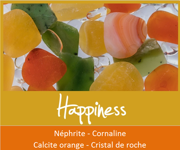 "Bouteille ""Via"" Happiness"